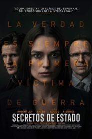 Official Secrets (Secretos de estado) (2019)