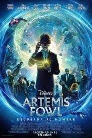 Artemis Fowl: El mundo subterráneo 2020