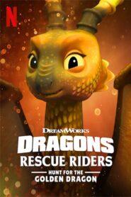 Dragones: Equipo de rescate: La búsqueda del Dragón Dorado 2020