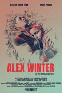 Alex Winter 2019
