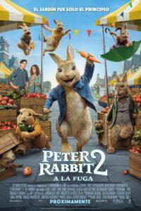 Peter Rabbit 2: Conejo en Fuga 2021