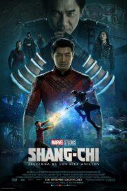 Shang-Chi y la Leyenda de los Diez Anillos 2021